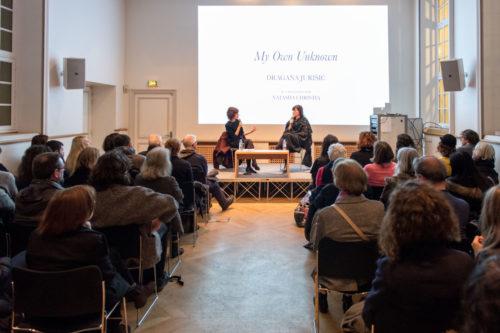 Public panels / Lectures / Portfolio reviews